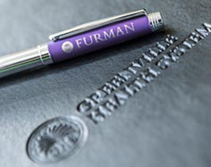 Furman and GHS have formed an academic alliance to promote healthcare education.