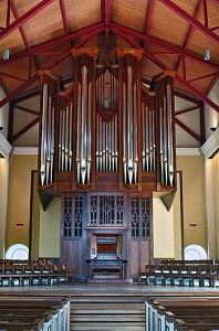 C.B. Fisk Organ (Opus 121)