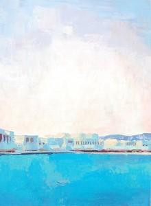 """Greece"" by Tory Calkins"