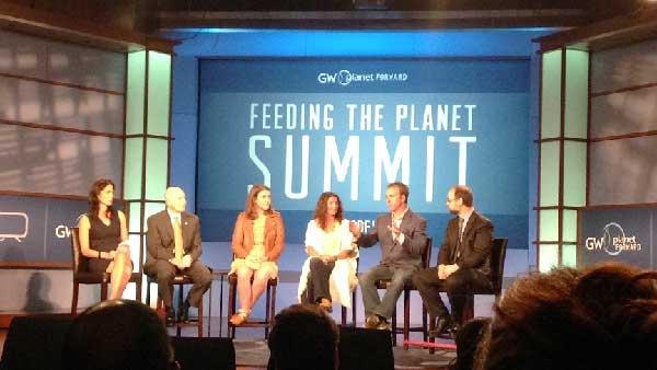 Feeding the Planet Summit (size: funews-syndication)