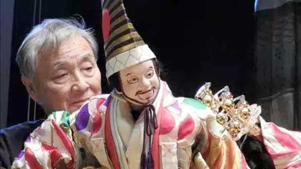 Japanese Puppets