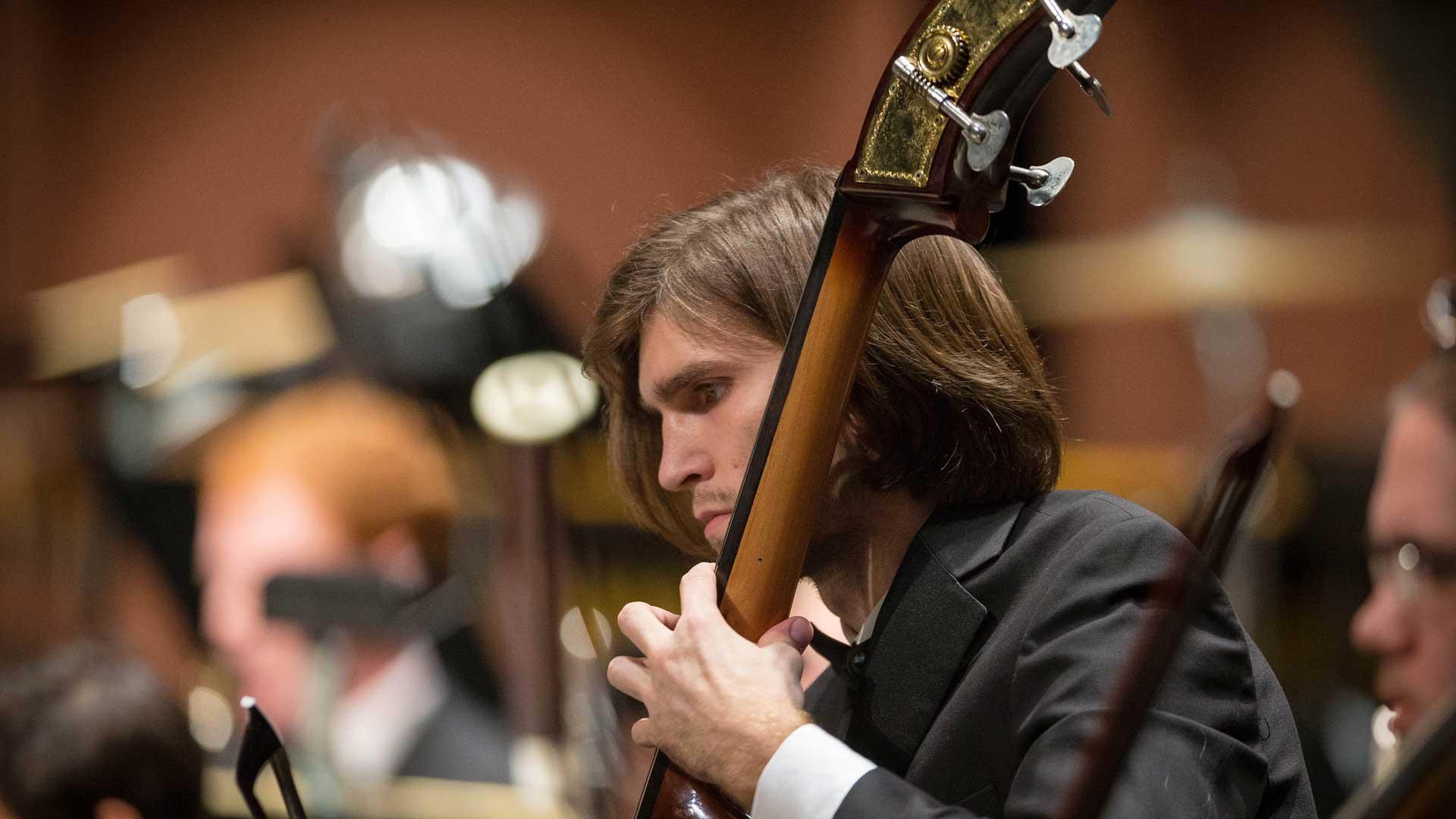 Furman Symphony Orchestra (size: funews-syndication)